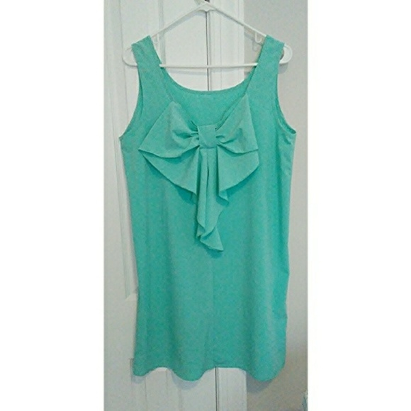Dresses & Skirts - BEAUTIFUL MINT GREEN DRESS